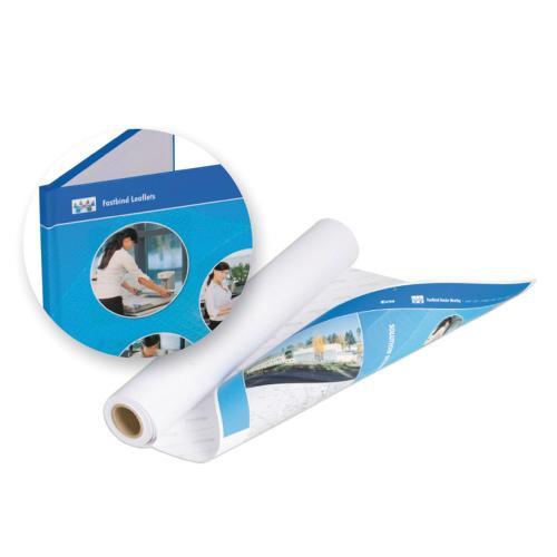 Fastbind printable tacking paper